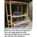 "Sitzender Ganesha ""Javanis"", H 77 cm, schwarz antik"