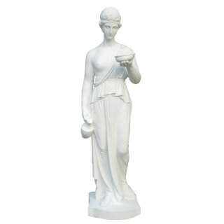 "Steinfigur ""Hebe"", Göttin der Jugend, H 120 cm"
